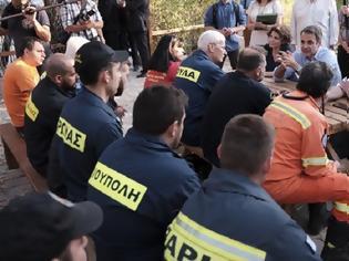 Φωτογραφία για Κ. Μητσοτάκης: Άμεση αναδιοργάνωση της Πολιτικής Προστασίας