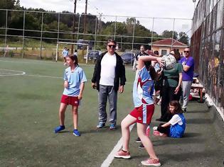 Φωτογραφία για 7ο Δημοτικό Σχολείο Γρεβενών: Σχολικοί αγώνες ποδοσφαίρου.... (εικόνες)