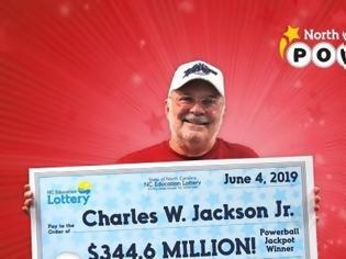 Φωτογραφία για Είδε τα νούμερα σε... μπισκότο της τύχης και κέρδισε 344,6 εκατ. δολάρια