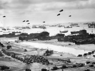 Φωτογραφία για D-Day: Η ημέρα που σώθηκε η Ευρώπη