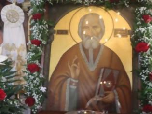 Φωτογραφία για 'Η δέησις τού 'Αγίου Παπά-Μπασιά σώζει πλοίο πού κινδυνεύει