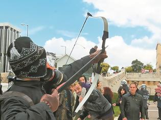 Φωτογραφία για Απέδρασε από τις φυλακές Τίρυνθας ο «Τοξοβόλος του Συντάγματος»