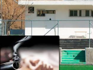 Φωτογραφία για Σοκ στην Εύβοια: Πρώην πρόεδρος ομάδας αυτοκτόνησε με καραμπίνα μέσα σε γήπεδο