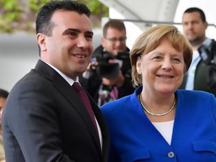 Φωτογραφία για Η Μέρκελ «παγώνει» την έναρξη ενταξιακών διαπραγματεύσεων των Σκοπίων στην ΕΕ