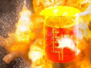 Φωτογραφία για Αυτή είναι η χημική ουσία που μπορεί να εκραγεί ακόμη και… κοιτώντας την!