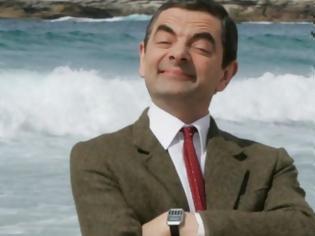 Φωτογραφία για Στην Κρήτη για διακοπές ο «Mr Bean»