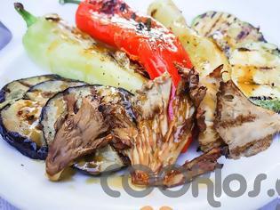Φωτογραφία για Μαριναρισμένα ψητά λαχανικά