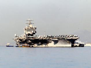 Φωτογραφία για Μήνυμα ΗΠΑ στην Τουρκία: Έχουμε πλοία, αεροπλάνα και χιλιάδες στρατιώτες στην ανατολική Μεσόγειο