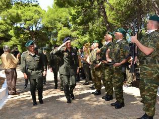 Φωτογραφία για Ετήσιο Μνημόσυνο Πεσόντων Ιερολοχιτών και Καταδρομέων στο Καβούρι Αττικής (7 ΦΩΤΟ)
