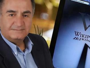 Φωτογραφία για Στήριξη της Wikipedia στον Έλληνα χρήστη Diu για την δίωξη που δέχεται από τον Θ. Κατσανέβα