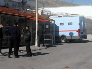 Φωτογραφία για Φυλακές Κορυδαλλού: Άγρια συμπλοκή Αφγανών, Πακιστανών και Γεωργιανών