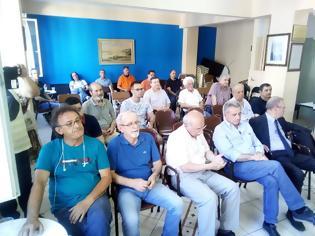 Φωτογραφία για Ξεκίνησε η ενημέρωση-σύσκεψη στην Αθήνα από την ΕΠΙΤΡΟΠΗ ΑΓΩΝΑ κατά των μονάδων βιορευστών στις ΦΥΤΕΙΕΣ -ΦΩΤΟ