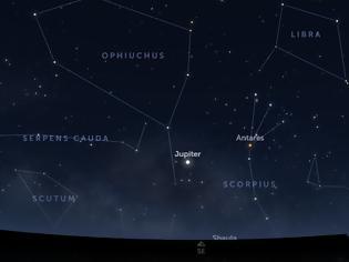 Φωτογραφία για Δείτε απόψε στον νυχτερινό ουρανό τον πλανήτη Δία