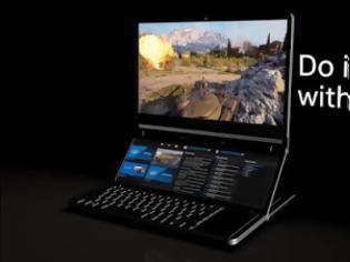 Φωτογραφία για Intel Honeycomb Glacier: Ένα εντυπωσιακό laptop με δύο οθόνες