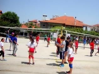 Φωτογραφία για Βόλεϊ: Παιδια(δα) στο θερινό τουρνουά «Μίνι Βόλεϊ» του Αριστέα Φιλώτα-Αμυνταίου (εικόνες + video)