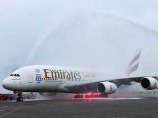 Φωτογραφία για Γυναίκα κατέθεσε αγωγή εναντίον της Emirates γιατί δεν της έδωσαν επιπλέον νερό