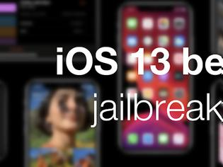Φωτογραφία για Επίδειξη δύναμης από τους προγραμματιστές με jailbreak και στο ios 13