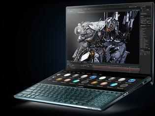 Φωτογραφία για ZenBook Pro Duo: Το Laptop του 'μέλλοντος'