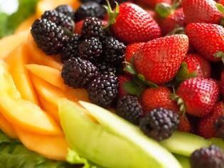 Φωτογραφία για Οι καλύτερες αντικαρκινικές τροφές