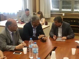 Φωτογραφία για Συνάντηση με τον Υπουργό Υγείας Ανδρέα Ξανθό είχε σήμερα ο Προέδρος του ΙΣΑ Γ.Πατούλης και το Συντονιστικό Όργανο των Φορέων ΠΦΥ