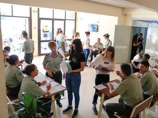 Φωτογραφία για Στρατιωτικές Σχολές: Ειδικό ποσοστό εισαγωγής πληγέντων μαθητών και αποφοίτων Λυκείων (ΠΙΝΑΚΕΣ-ΦΕΚ)