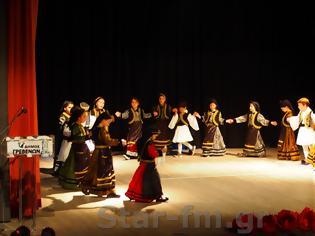 Φωτογραφία για Ετήσια εκδήλωση από το Τμήμα Παραδοσιακών Χορών Δήμου Γρεβενών (εικόνες)