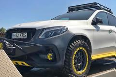 Mercedes-Benz GLE Coupe  Inferno 4x4 Topcar