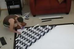 Του ζήτησε να φτιάξει κάτι για να ομορφύνουν τον τοίχο του σπιτιού τους – Το αποτέλεσμα θα σας εντυπωσιάσει!
