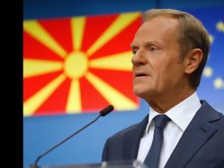 Φωτογραφία για Τουσκ: Κάποιες χώρες δεν θέλουν Αλβανία και Σκόπια στην ΕΕ
