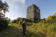 12133 - Ο πύργος της μονής του Καλέτζη (Κολιτσού). Θρύλος, ιστορία, φωτογραφίες