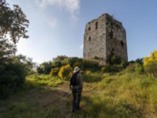 Φωτογραφία για 12133 - Ο πύργος της μονής του Καλέτζη (Κολιτσού). Θρύλος, ιστορία, φωτογραφίες