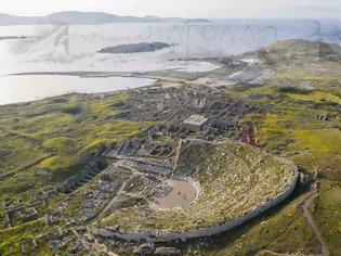 Φωτογραφία για Η Ιερά Δήλος, πατρίδα του Απόλλωνα