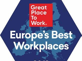 Φωτογραφία για Η AbbVie αναδεικνύεται 4η ανάμεσα στις εταιρείες  με το καλύτερο εργασιακό περιβάλλον στην Ευρώπη