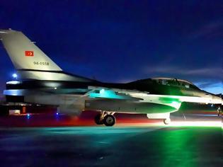 Φωτογραφία για Nύχτα-«θρίλερ» στο Καστελόριζο: Χαμηλές πτήσεις τουρκικών μαχητικών πάνω από το νησί – ΨΕΠ από την Άγκυρα