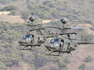 Φωτογραφία για Αναβαθμίζεται η εκπαίδευση των πιλότων της Αεροπορίας Στρατού με την άφιξη των ΟΗ-5D Kiowa Warrior