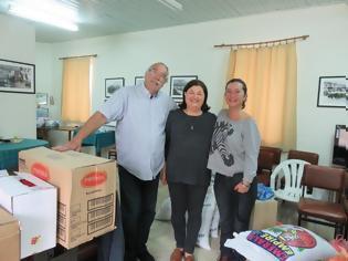 Φωτογραφία για Ο Σύλλογος Γυναικών Αστακού ευχαριστεί όσους προσέφεραν τρόφιμα και χρήματα σε άπορες οικογένειες