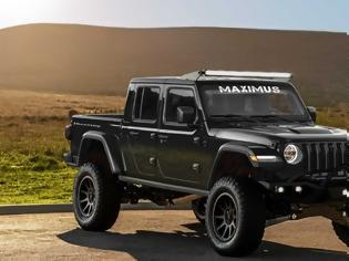 Φωτογραφία για Jeep Gladiator Hennessey Maximus 1000