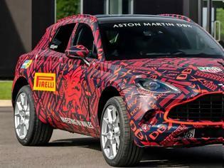 Φωτογραφία για Aston Martin DBX