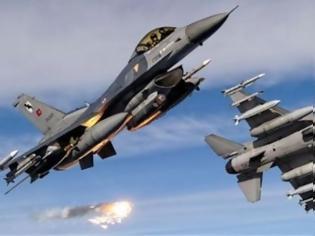 Φωτογραφία για Μπαράζ προκλήσεων από τους Τούρκους: Αερομαχίες στη Ρόδο - Υπέρπτηση στο Καστελόριζο