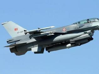 Φωτογραφία για Στο «κόκκινο» η προκλητικότητα των Τούρκων: 95 παραβιάσεις του ΕΕΧ
