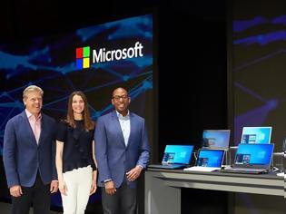 Φωτογραφία για Η Microsoft φέρενι νέο λειτουργικό σύστημα, το Modern OS