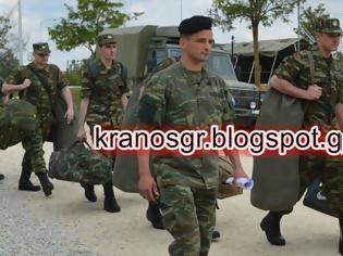 Φωτογραφία για Κατάταξη στο Στρατό Ξηράς με την 2019 Γ΄/ΕΣΣΟ