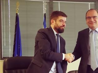 Φωτογραφία για Ανέλαβε καθήκοντα ο νέος πρόεδρος της ΑΔΑΕ Χρήστος Ράμμος