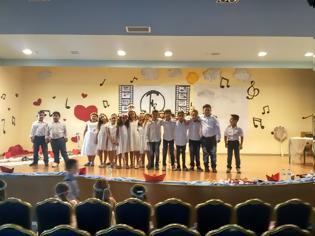 Φωτογραφία για Εντυπωσιακή γιορτή λήξης στο Δημοτικό Σχολείο Αστακού!!!