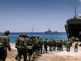 Φωτογραφία για ΥΠΕΘΑ: Σε άσκηση οφείλεται η μετακίνηση στρατευμάτων στα νησιά. Σιγή ασυρμάτου από το ΓΕΣ