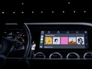 Φωτογραφία για Δείτε όλα τα νέα χαρακτηριστικά του CarPlay στο ios 13