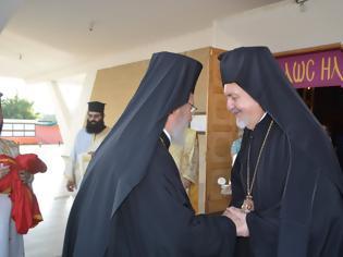 Φωτογραφία για Γιώργος Παπαθανασόπουλος, Ο Πατριάρχης Βαρθολομαίος και η Εκκλησία της Κύπρου