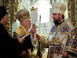 Φωτογραφία για Γιώργος Παπαθανασόπουλος, Οργισμένος ο Οικουμενικός Πατριάρχης