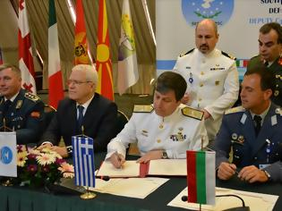 Φωτογραφία για Διεξαγωγή της «SOUTH EAST EUROPE DEFENCE MINISTERIAL PROCESS (SEDM) Deputy Chief of Defence (DCHOD) Meeting»