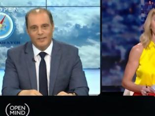 Φωτογραφία για Eβγαλε από τα ρούχα του τον Κυριάκο Βελόπουλο η Στάη -Πέταξε τα ακουστικά και έφυγε (video)